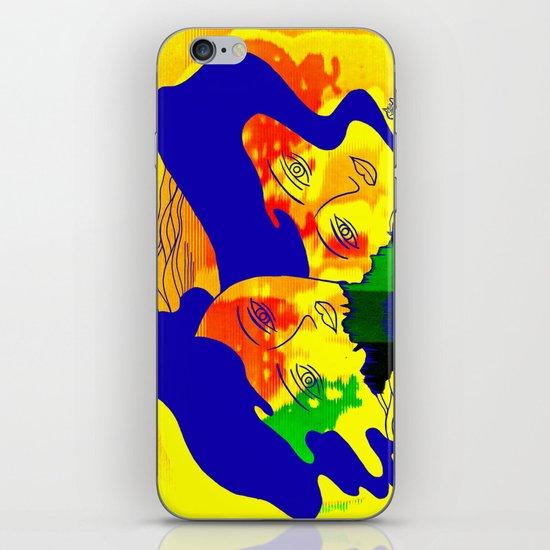 """""""Gossamer"""" by Steven Fiche iPhone & iPod Skin"""