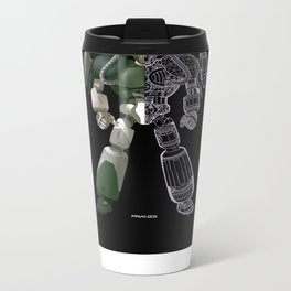 poseidon T Metal Travel Mug