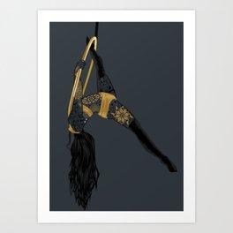 Enchanting Aerial_04 Art Print