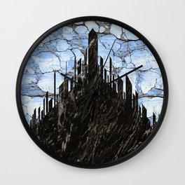marble city Wall Clock
