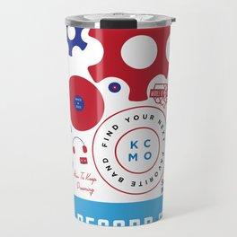 TRM Icons Travel Mug
