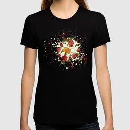 Beautiful Australian Native Floral Graphic T-shirt