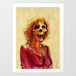 Zombie 1 Art Print