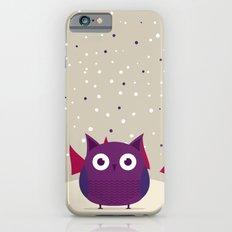 Cute owl Slim Case iPhone 6s