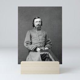 General George Pickett Portrait Mini Art Print