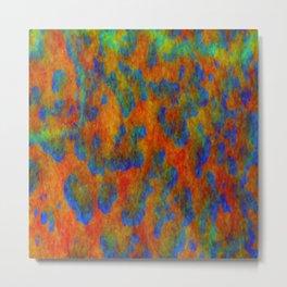 Entanglement Metal Print