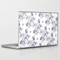 penis Laptop & iPad Skins featuring Penis Pattern by Daniel McLaren