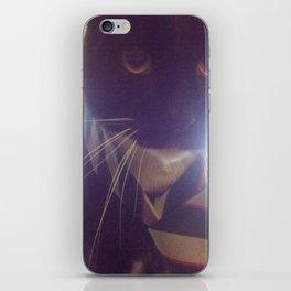 School Kitty iPhone Skin