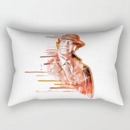 The Blacklist - Raymond Reddington Rectangular Pillow