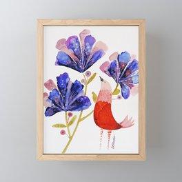 renewed beauty Framed Mini Art Print