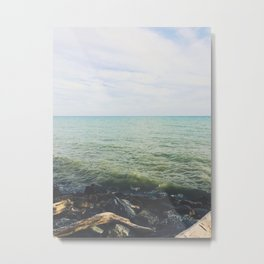 Lake horizon Metal Print