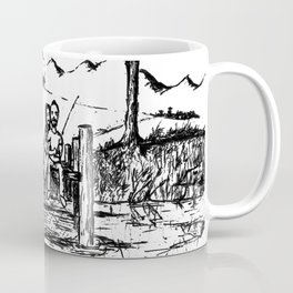 Fishing and Loving Coffee Mug