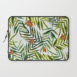 Palm Leaves Pattern 2 Laptop Sleeve