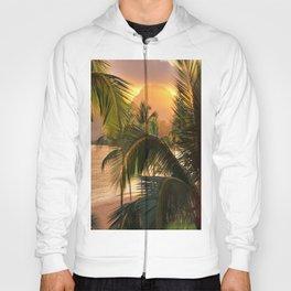 Kauai Tropical Island by OLena Art Hoody