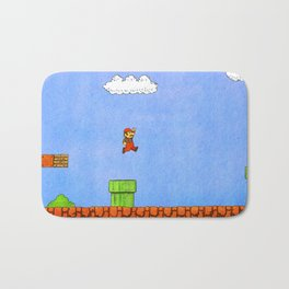 Super Mario Bros. Bath Mat