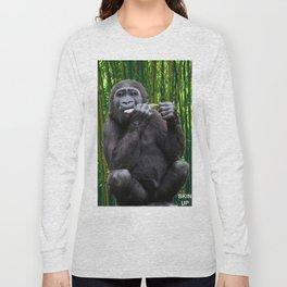 Skin-up Gorilla Long Sleeve T-shirt