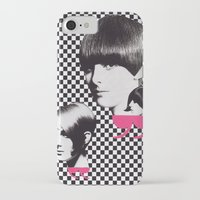 60s iPhone & iPod Cases featuring 60s by Luca Mainini