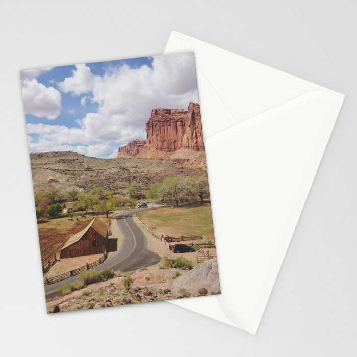 Capitol Reef Stationery Cards
