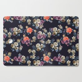 Floral Garden Cutting Board