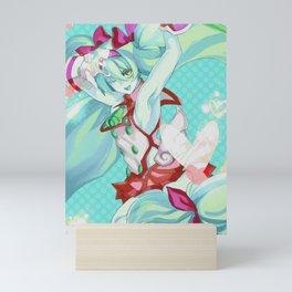 Manga funk Mini Art Print