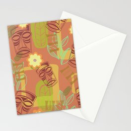 Happy Hour At The Tiki Room Stationery Cards