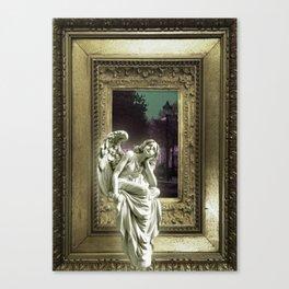 Angel of Bristol Canvas Print