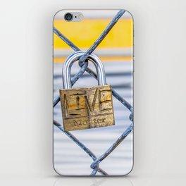 #Live iPhone Skin