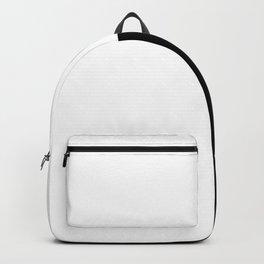 SNOBS (BLACK-WHITE) Backpack