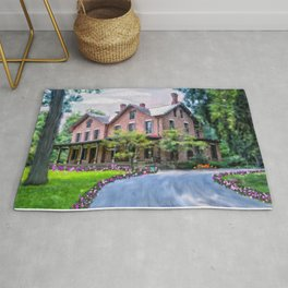 Rutherford B. Hayes Home Rug