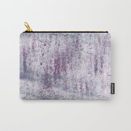 Violet gray Carry-All Pouch