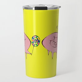 The Giving Pig Travel Mug
