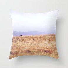 Mini Horse Throw Pillow