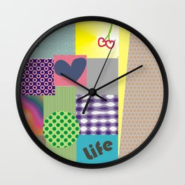 geometrico Wall Clock