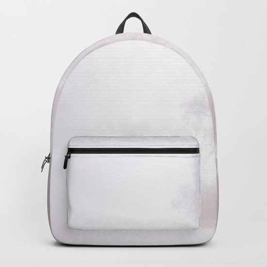 Misty Atmosphere Backpack