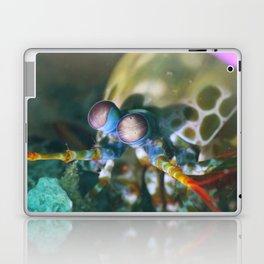 Mantis shrimp Laptop & iPad Skin