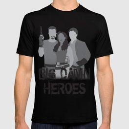 big damn heroes, firefly serenity T-shirt