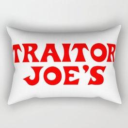 Traitor Joe's Rectangular Pillow