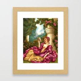 Fragonard Framed Art Print