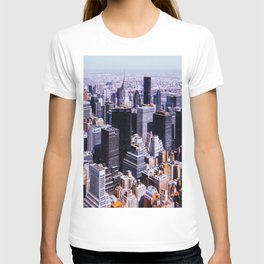 New York City // Retro 17 T-shirt
