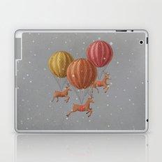 Flight of the Deer - colour option Laptop & iPad Skin