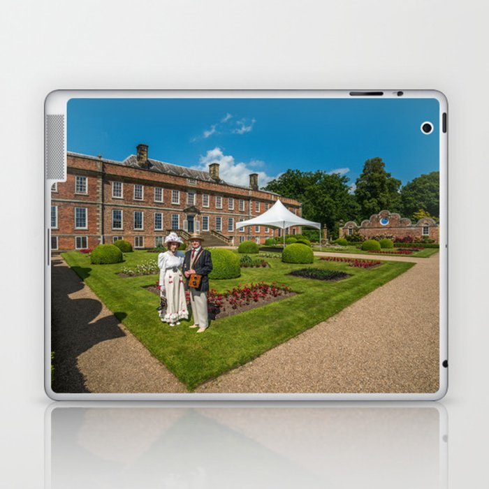 Erddig Stately Home Laptop & iPad Skin