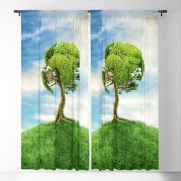World Tree Blackout Curtain