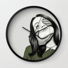 My Little Eye Wall Clock