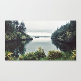 Roche Cove Canvas Print