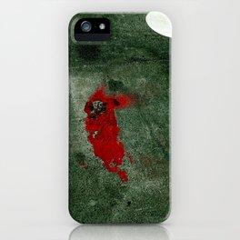 caballito del mar menor iPhone Case