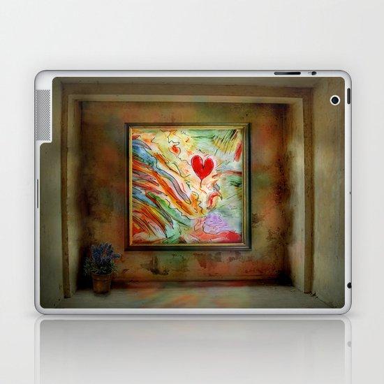 Der Herzensraum ! Laptop & iPad Skin