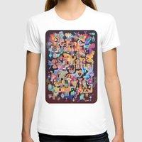 silent T-shirts featuring Silent Words by C86 | Matt Lyon