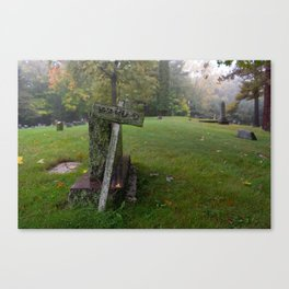 Ward D Canvas Print
