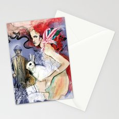Brickred Jan Stationery Cards