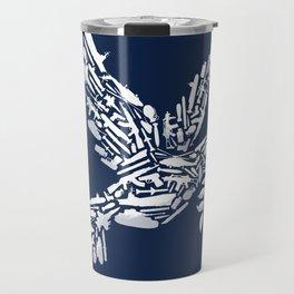 Peace? Travel Mug